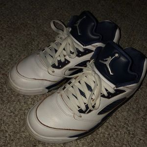 """Jordan 5 low """"dunk from above"""""""